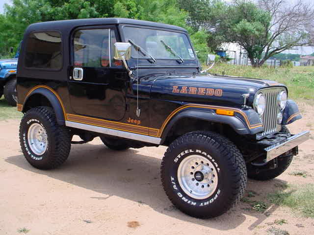 Sweet 1983 CJ-7