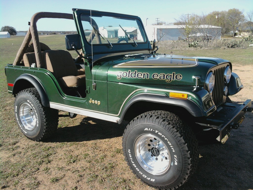 Jeeps For Sale In Tn >> 1978 cj5 golden eagle 6 cyl 3 speed 60000 original miles two owners ... Images - Frompo